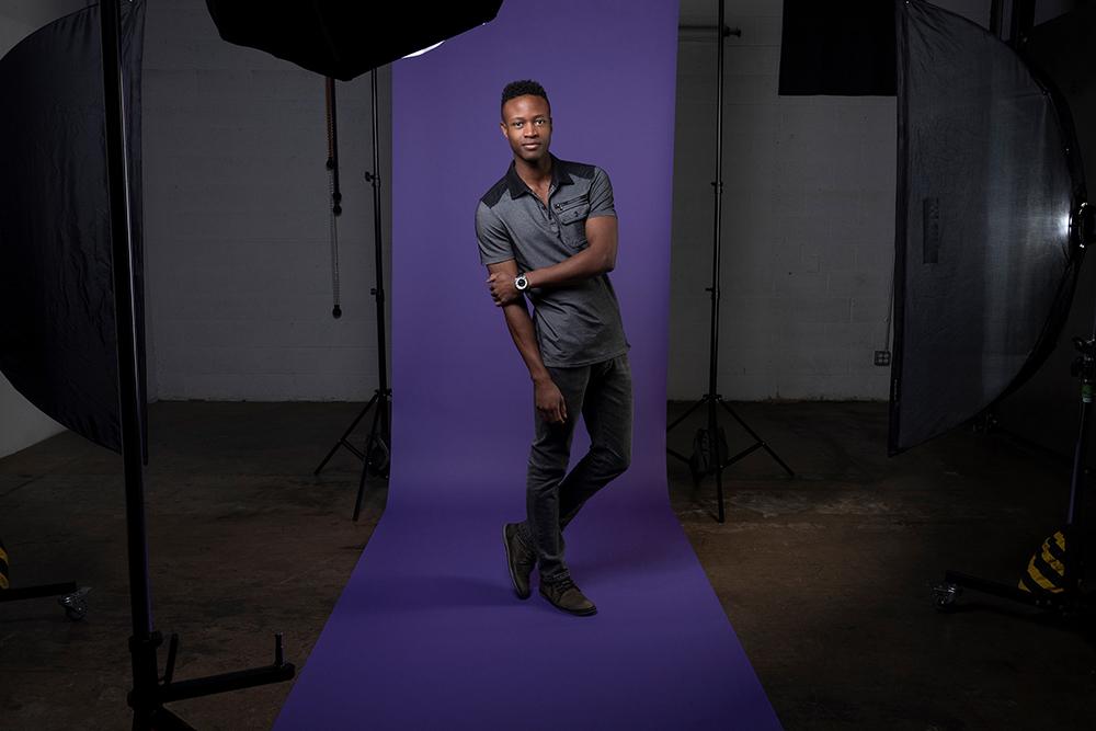 deep purple seamless paper
