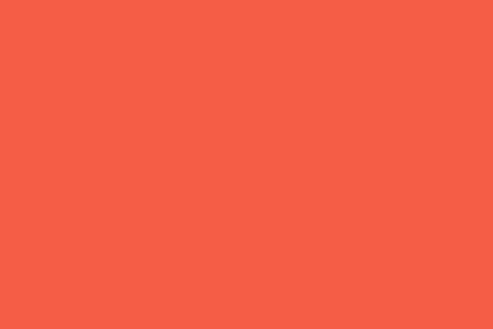 bright orange seamless paper